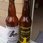 Buckeye Brewing 2010 CBW Black IPA and Witless