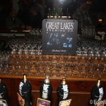 The bar at the Great Lakes Tasting Room