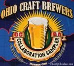The front of the Ohio Craft Brewers Sampler Pack