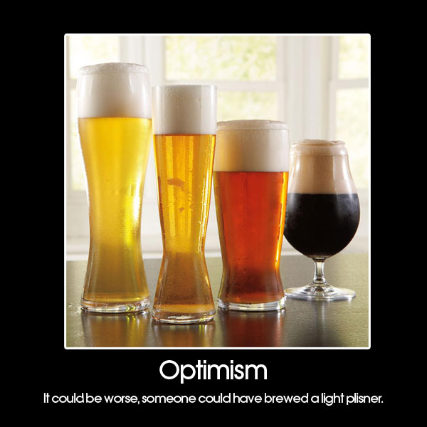 OCBA 12 Pack: Optimism
