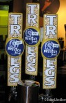 Check out the tap handles for the Scratch Series IPA&#039;s
