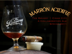 Bruery/Cigar City Collaboration Marron Acidife will get to Ohio