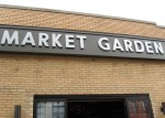 The front of the Market Garden Brewery