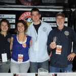 Thirsty Dog Crew at the 2012 International Beer Fest