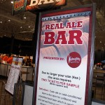 The Real Ale Bar at the 2012 International Beer Fest