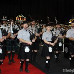 Bagpipers and Drummers at the 2012 International Beer Fest