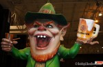 An Angry Leprechaun at the 2012 International Beer Fest