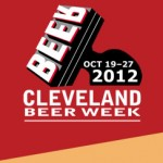 Cleveland Beer Week 2012 Logo